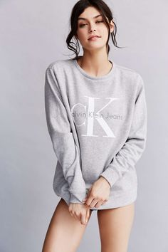 Calvin Klein sweater on PacSun website (probably a size small)... or any Calvin Klein apparel!!