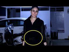 Pregnant Kareena Kapoor spotted at Sanjay Kapoor's house.