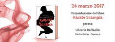 Karate Scampia è il nuovo romanzo di Paolo Trombaccia Errico, edito dalla GM Press, in cui viene raccontata la storia di Massimo Portoghese, un maestro di karate immerso nella difficile realtà di Scampia. #news #libri #Napoli