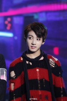Jungkook @ 150905 YY Play-i Fun Music BTS Concert in Shanghai