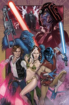 Star Wars X-Men