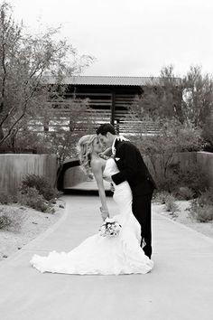 Love the dress...