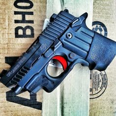 The Sig Sauer P238 slide is back from Innovative Gunfighter Solutions, LLC!