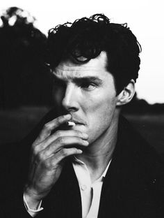 Benedict Cumberbatch. you're not allowed to be this perfect.