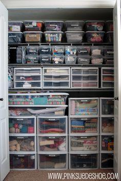 Organisation Super Craft - Home Decora La Maison