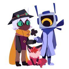 Cedric and Proto