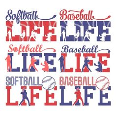 Baseball Life Cuttable Design Cut File. Vector, Clipart, Digital Scrapbooking Download, Available in JPEG, PDF, EPS, DXF and SVG. Works with Cricut, Design Space, Cuts A Lot, Make the Cut!, Inkscape, CorelDraw, Adobe Illustrator, Silhouette Cameo, Brother ScanNCut and other software.