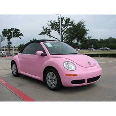 Volkswagen New Beetle 1.8 Turbo GLS - NewBeetle.org Forums ❤ liked on Polyvore featuring cars, pink and pictures