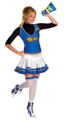 Cheerleader costume adult xxx the phrase