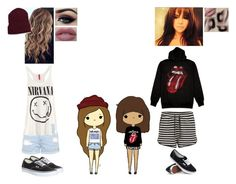 """""""Chibi Inspired Outfits #11"""" by nikkie-fen ❤ liked on Polyvore"""
