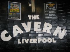 Liverpool, England - The Cavern: Where the Beatles first played and where my parents met.