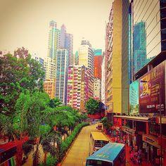 Causeway Bay Hong Kong @balazsroth- #webstagram