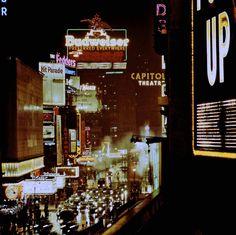 1957: New York neon (15 pictures - http://mashable.com/2015/06/24/new-york-neon-nights/…)