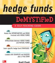 Hedge Funds Demystified PDF