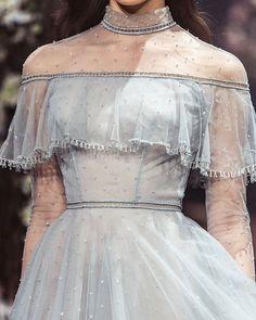 """Paolo Sebastian | Spring 2018 | Haute Couture | Details"""