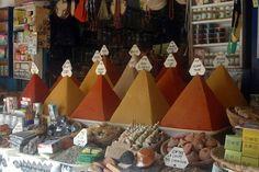 The Markets of Essaouira, Morocco by Elizabeth Woodson