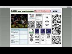 Using QR Codes in PE