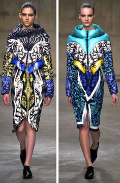 Peter Pilotto - Fall 2013