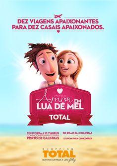 Dia dos Namorados do Shopping Total on Behance