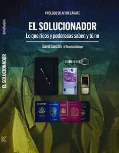 «El solucionador» autor David Sanchís