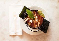 Tortillas. In soup. Nuff said. http://www.thecoveteur.com/salsa-recipe-la-esquina/
