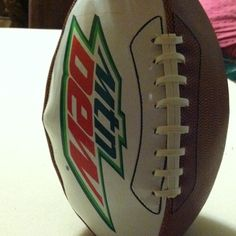 Other - Football Soda Brands, Mountain Dew, Football, Cookies, Recipe, Drinks, Big, Classic, Soccer