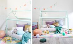 house shaped toddler bed - Google Search