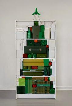 Bookcase tree 2