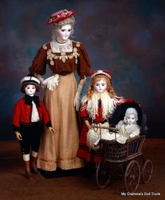 Antique French Bisque Bru Lady Fashion Doll Mannequin x RARE Museum Quality No R | eBay