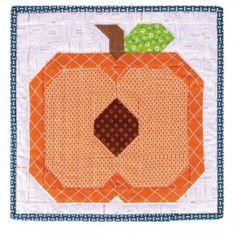 Summer Peach mini quilt pattern   Farm Girl Vintage   Bee in My Bonnet
