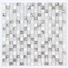 All Marble Mosaic Glass and Stone Mix 5/8 x 5/8 Glass Mosaic Tile Mag 4431 SQ from http://AllMarbleTiles.com