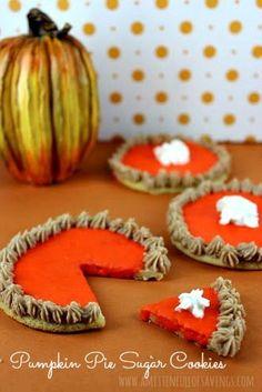 ! Recipe: Pumpkin Pi