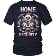 Gun Shirt - My Aim Is True