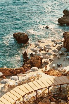 Cozy Beach in Positano / Amalfi Coast Italy