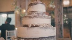 Three popular wedding cake trends that are continuing for 2016 weddings.