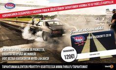 FHRA kausikortti 2018 - liput - Suomi - 1.1. - 31.12.2018 - Tiketti 31, Events