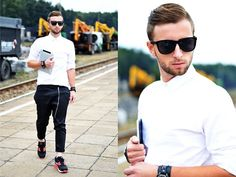 Topman Shirt, Primark Sunglasses, Diy Trousers, Nike Shoes