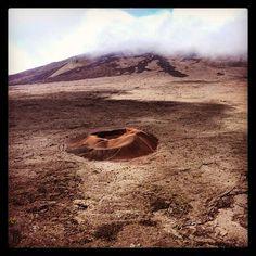 Piton de la Fournaise à Sainte-Rose, Réunion