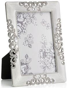 Classic Wedding Frame | White | Monsoon