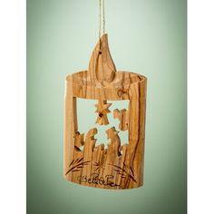 Earthwood R-20 Olive Wood Tree Shaped Grotto Ornament Medium