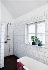 Bildresultat för mörka fogar badrum