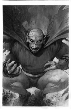 The Demon by Eddy Newell