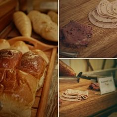 Breads and cold cuts