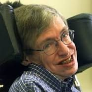 Stephen Hawkings is a Physicist, Mathematician and also a book author it is been told that he is the greates scientist of the 21'st century. He is a Newton Professor of Mathematics of the University of Cambridge, he is  paralyzed he teaches through a computer supported a machine by which his words are complied.