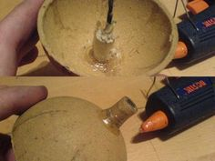 How to Make Fireworks : 7 Steps (with Pictures) - Instructables How To Make Fireworks, Paper Tape, Kraft Paper, Masking Tape, Ice Cream, Shapes, Survival Weapons, Survival Gear, Pictures