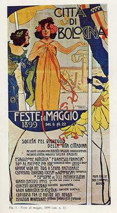 Città  di Bologna, Feste di Maggio 1899, Società pel risveglio della vita cittadina