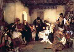 .:. Γύζης Νικόλαος – Gyzis Nikolaos [1842-1901] Αρραβωνιάσματα