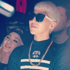 Daragon at Jay Parks AOMG Launch Party