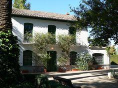 Casa-Museo de Federico García Lorca, familiarmente conocida como huerta de San Vicente, fue la finca de veraneo de la familia García Lorca desde 1926 hasta 1936, poco después del asesinato de Federico durante las primeras semanas de la Guerra Civil.