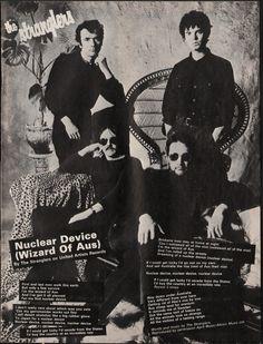 The Stranglers, 1979.